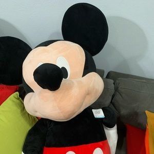 1xNEW DisneyBaby Mickey Mouse Plush GiantJumbo 60""